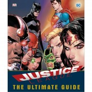 DK Publishing Justice League -The Ultimate Guide - DC Comics (tapa dura)