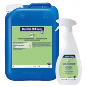 Dezinfectant Suprafete si Echipamente Medicale Bacillol 30 Foam - 750ml(Pulverizator Inclus)