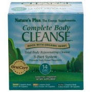 Natures Plus Complete Body Cleanse™, 140 veg. Kapseln