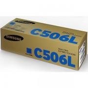 Samsung CLT-C506L toner cian