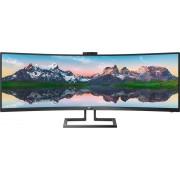 Philips P Line 439P9H/00 - DFHD USB-C VA Monitor - 43.4 Inch
