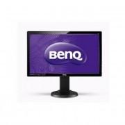 BenQ monitor LED GL2450HT 24\ FHD, LBL, DVI, HDMI, 2ms, Flicker-Free, fekete