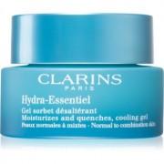 Clarins Hydra-Essentiel gel-crema hidratante para pieles normales y mixtas 50 ml