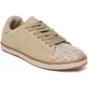 Vero Moda Sneakers For Women(Brown)