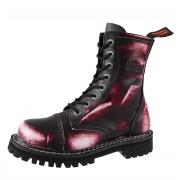 Schuhe KMM 8 Loch - Vampire Red - 080