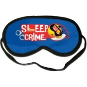 BEVEER Sleep Is Not A Crime Sleeping Mask Eye Shade(Dark Blue 04)