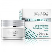 Eveline Cosmetics White Extreme 3D Night Cream (50ml)