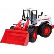 Incarcator Frontal XL5000, Rosu/Alb, Bruder 03410