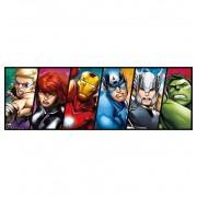 Puzzle 1000 Piezas Los Vengadores Avengers - Clementoni