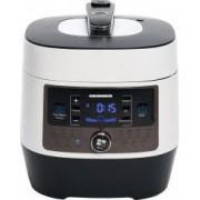 Multicooker cu gatire la presiune Heinner HPCK-6WH 4.5 L 14 programe vas antiadeziv detasabil Timer Alb