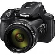 Nikon Coolpix P900 - Nera - Manuale Ita - 2 Anni Di Garanzia In Italia