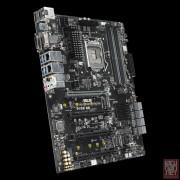 Asus P10S WS, Intel C236, 4xPCI-Ex16, 4xDDR4, 2xM.2, VGA/DVI/HDMI/DP/USB3.1/USB Type-C, ATX (Socket 1151)