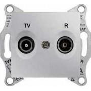 SEDNA TV-R aljzat átmenő 4 db IP20 Alumínium SDN3301860 - Schneider Electric