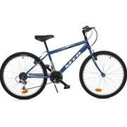"""Bicicleta MTB Good Bike Oklahoma, Cadru 24"""" (Albastru)"""