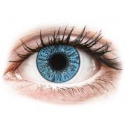 FreshLook Colors Sapphire Blue Sapphire Blue - plano (2 lenses)