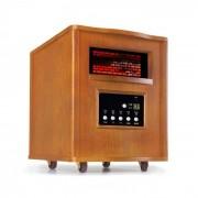 Klarstein Heatbox infravärmare 1500W 12h-timer fjärrkontroll ek