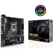 Placa de baza ASUS TUF GAMING B460M-PLUS WI-FI , Socket 1200 , Micro ATX , Sloturi 4 , DDR4 , B460