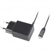 Deltaco väggladdare 230V till 5V USB 2,1A 1x USB Micro B
