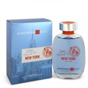 Mandarina Duck Let's Travel To New York Eau De Toilette Spray 3.4 oz / 100.55 mL Men's Fragrances 548952