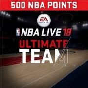 NBA Live 18 Ultimate Team - 500 NBA points - PS4 HU Digital