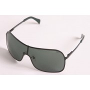 Diluca Eyewear Sunglasses Precious Metals Randi Black/Green BLK003