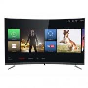 Curved Ultra HD/4K smart led-tv 164 cm TCL 65DP676
