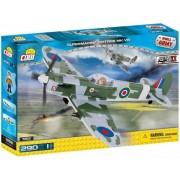 Cobi Klocki konstrukcyjne Mała Armia Supermarine Spitfire Mk VB 5512