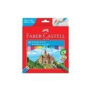Lapis De Cor Sextavado Faber-castell Ecolapis - 48 Cores