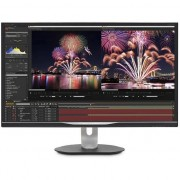 "Monitor LED IPS Philips 32"", QHD, Display Port, Negru, 328P6AUBREB/00"