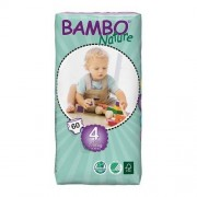 Abena BAMBO Nature 4 Maxi 7-18kg 60ks