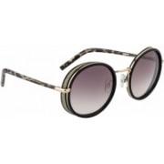 Scott Round Sunglasses(Grey)