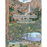 National Parks Color By Numbers Coloring Book for Adults: An Adult Color By Numbers Coloring Book of National Parks With Country Scenes, Animals, Wild, Paperback/Zenmaster Coloring Books