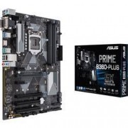 Asus Základní deska Asus PRIME B360-PLUS Socket Intel® 1151v2 Tvarový faktor ATX Čipová sada základní desky Intel® B360