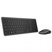 KBD, Dell KM714 and Mouse, Wireless, Desktop, Black (580-ACIU)