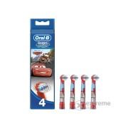 Rezerva perie dinti pentru copii Oral-B EB10-4, 4 buc. - Cars