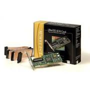 LSI 20320-R-B-F Single Channel Ultra320 SCSI Raid Controller Tarjeta y Adaptador de Interfaz Accesorio (PCI-X, Verde, 320 Mbit/s, PC, Windows 95/98/ME/2000/NT 4.0/Server 2003)