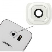 New Camera Lens Cover For Samsung Galaxy S6 White