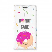 B2Ctelecom Motorola Moto G5S Flip Style Cover Donut Roze