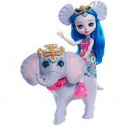 Enchantimals - Ekaterina elephant állatkával