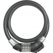 ABUS Raydo Pro 1440/85 slot TexKF zwart 2018 Fietssloten