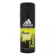 Adidas Pure Game 150ml Спрей против изпотяване за Мъже