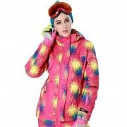 EH La Sra PH81617 Juego De Esquí Rojo Starlight Código XL-Rojo