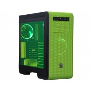 Kuciste Thermaltake Core V51 Riing Edition/Mid Tower/Zelena providna stranica