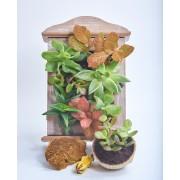 Petale decorative -Azurii