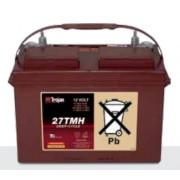 Batería para buggie de golf 12V 115Ah Trojan 27TMH