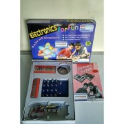Electronics for Fun for Students for Class 5 to 12(Age 10+) DIY Science Kit