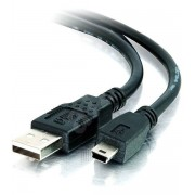 USB A/B Mini 5pin 0.2m