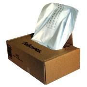 Fellowes Shredder Bags 227L -50pk