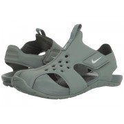 Nike Sunray Protect 2 (Little Kid) Clay GreenBarely Grey