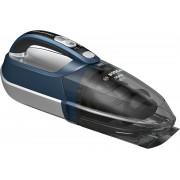 Aspirator de mana Bosch Cordless Move BHN1840L, 18 V Li-Ion, High Airflow System, incarcare 4-5 ore, aut pana la 40 min, duza pentru spatii inguste, filtru lavabil, 300 ml, royal blue metallic